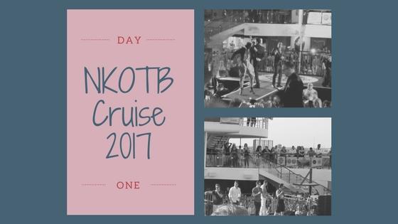 NKOTB Cruise Day 1